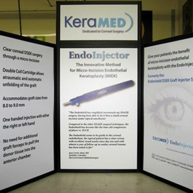 Large Format Design: KeraMed Table Top